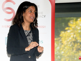 La ministre Anglade à Sorel-Tracy !