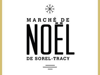 Un premier Marché de Noël à Sorel-Tracy!