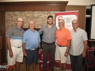 Une  23e édition du tournoi de golf des gens d'affaires avec sa nouvelle édition!