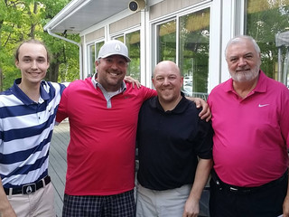 Une belle journée pour la 22e édition du tournoi de golf des gens d'affaires !