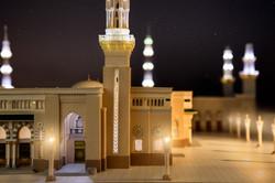 Madina Masjid 3d Model