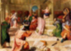 Paris_Bordone_-_Christ_Child_Disputing_i