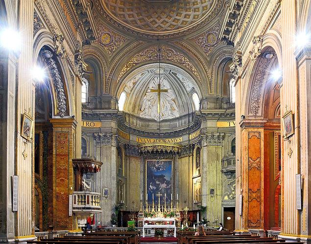 Sant'Eustachio_(Rome)_-_Interior_edited.