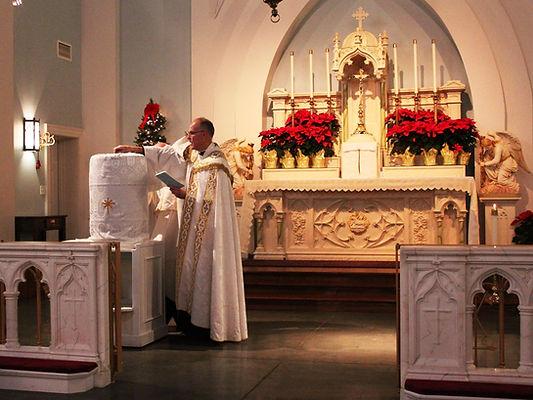 03 - St Benedict Chesapeake -  Epiphany