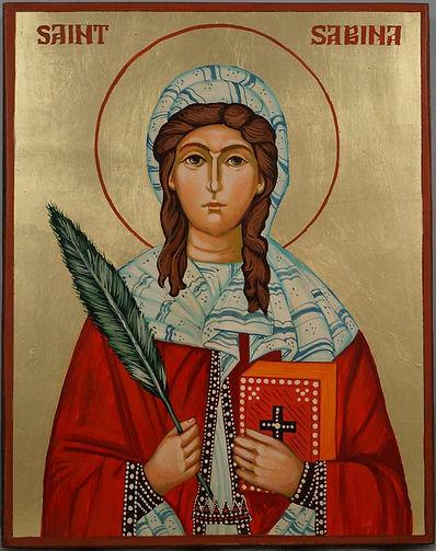 Saint-Sabina-Hand-Painted-Roman-Catholic