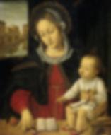 Madonna-with-the-Child-Borgognone-Rijksm