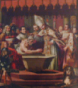 Saint_R_Salzburg_St_Peter_Gemälde_Taufe_