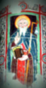 Columbanus with beer.jpg