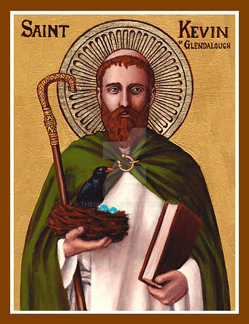 st__kevin_of_glendalough_icon_by_theophi