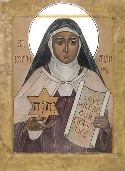 St. Edith Stein, icon.jpg
