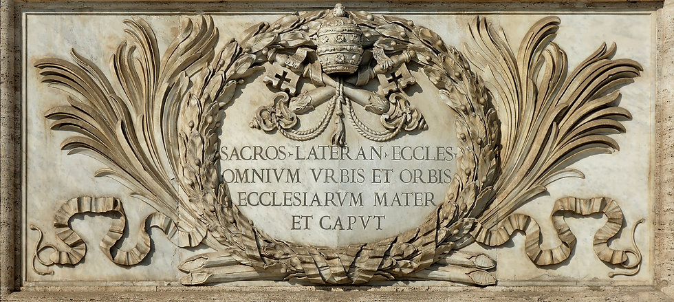 inscription_ecclesiarum_mater_san_giovan