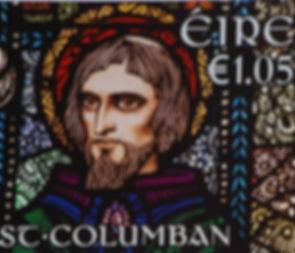 St Columban stamp.jpg
