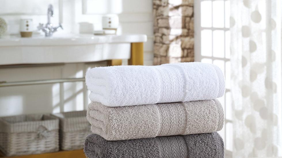4-Pack  Towel Set  High Absorbency