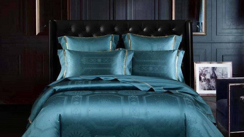 4Pcs Egyptian Premium Luxury Soft Set