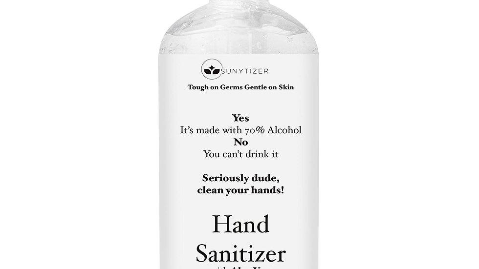 Sunytizer Hand Sanitizer - Made in USA