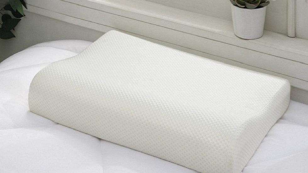 Visco Neck Memory Foam Pillow