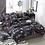 Thumbnail: 3/4pcs/Sets  Stripe Fashion Comforter Set