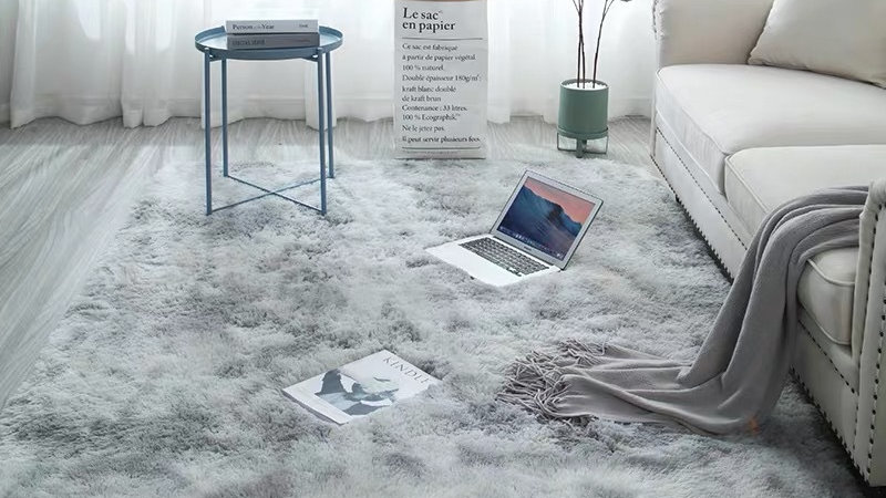 Nordic Mixed Color Carpet Simple Modern Non-Slip Carpet