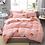 Thumbnail: 4PC Pink Strawberry Bedding Set