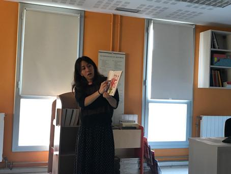 Sessió d'Educació Emocional per mares i pares