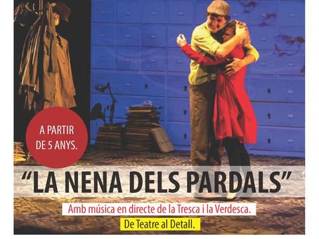 BAMBOLINES NOVEMBRE: LA NENA DELS PARDALS