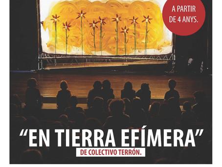 """TORNA BAMBOLINES - 20/10/19 """"EN TIERRA EFÍMERA"""""""