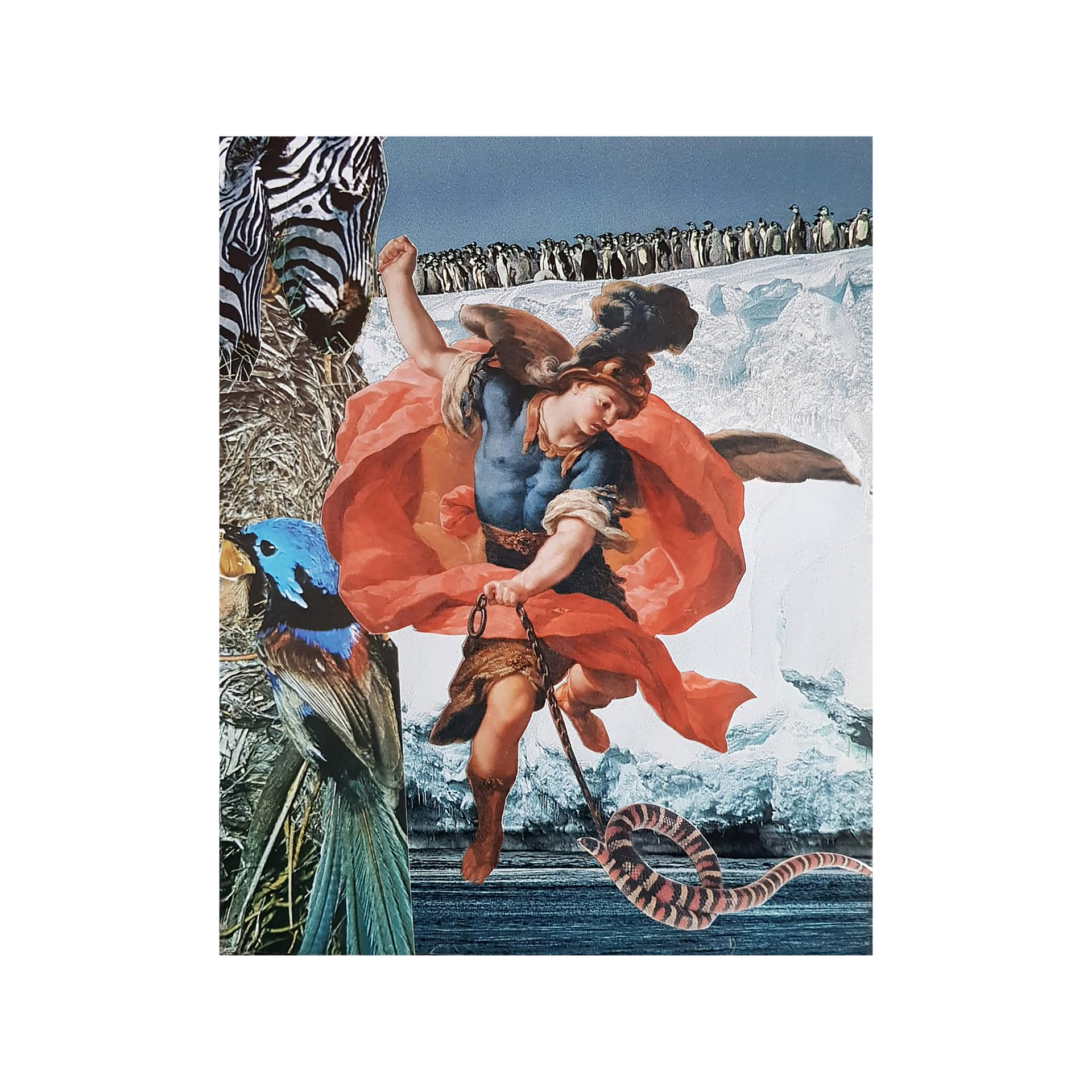 Arcangel - El Recreo Collage