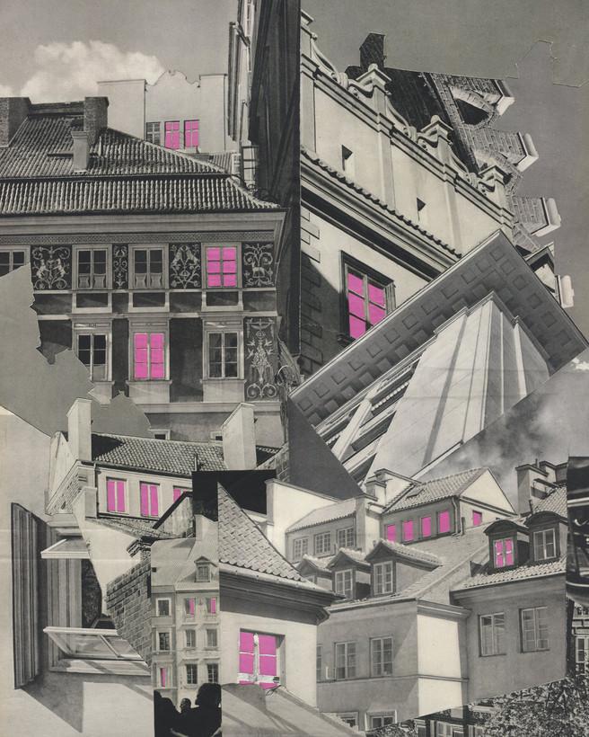 Laser Collage