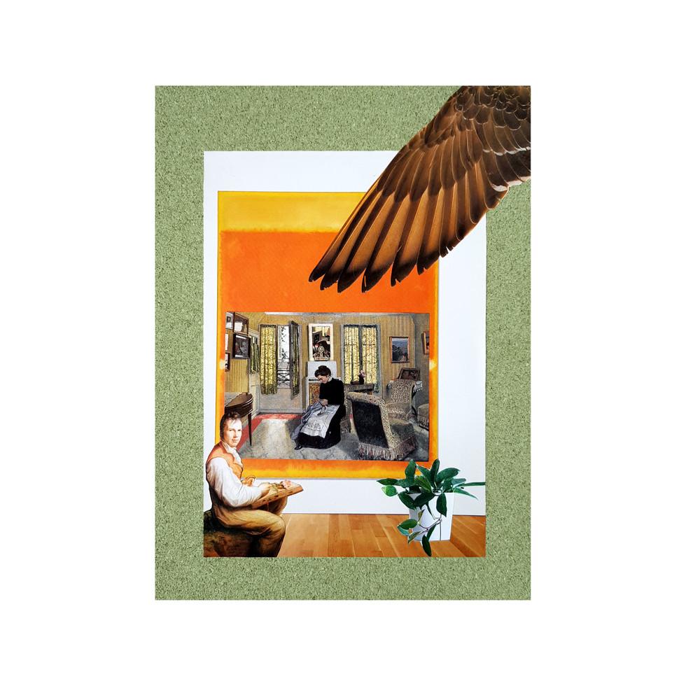 Rotko en corcho - El Recreo Collage