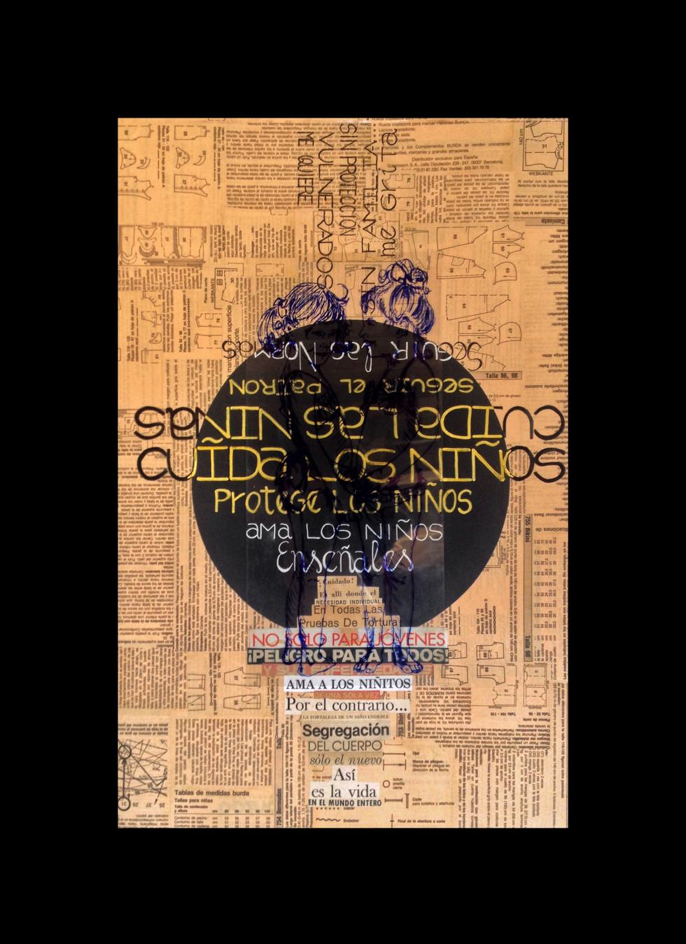 Esos niños - Cristy Copr