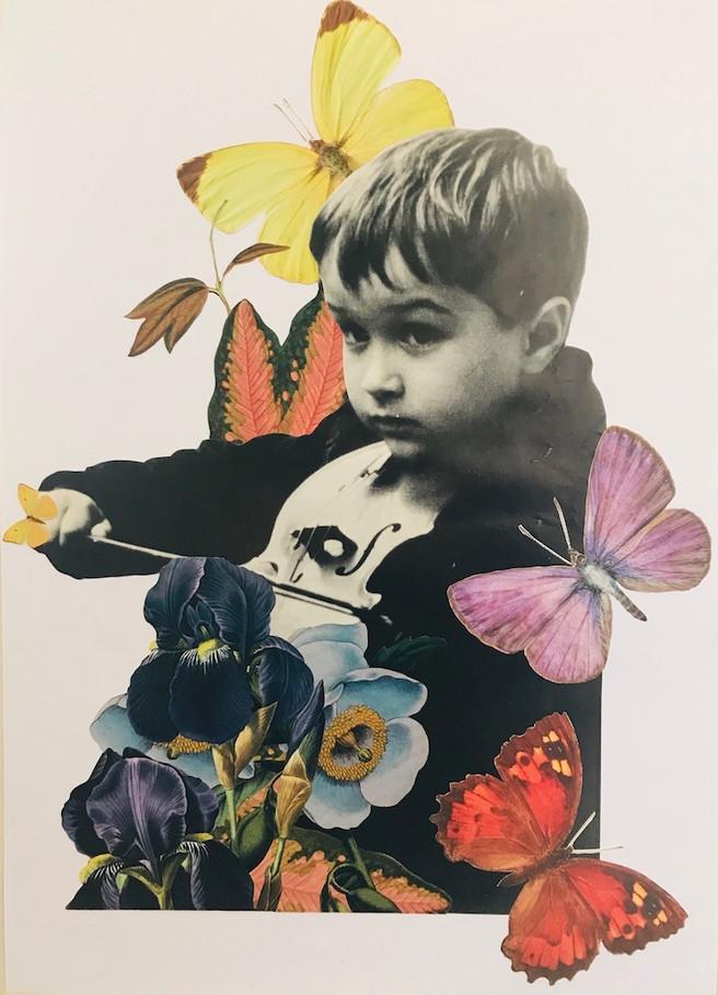GLOWING MELODY - Cata Valdés