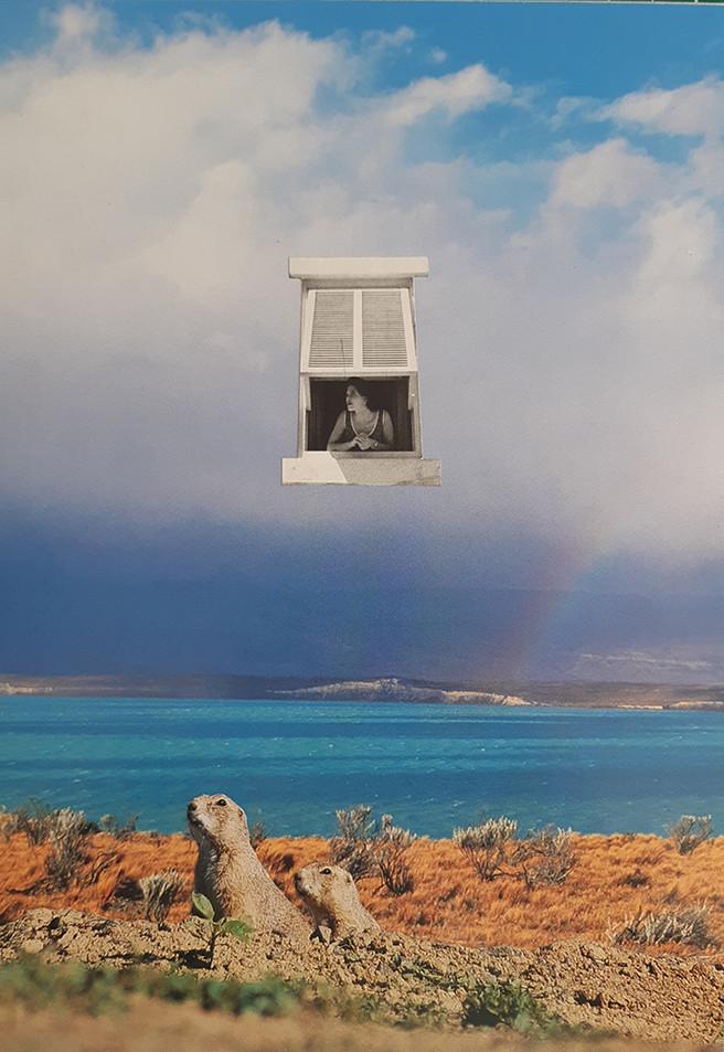 La ventana - Surreal View