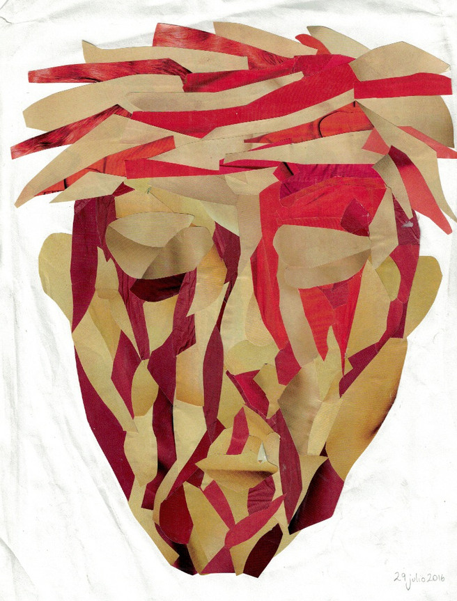 Autoretrato - Marco Antonio Núñez
