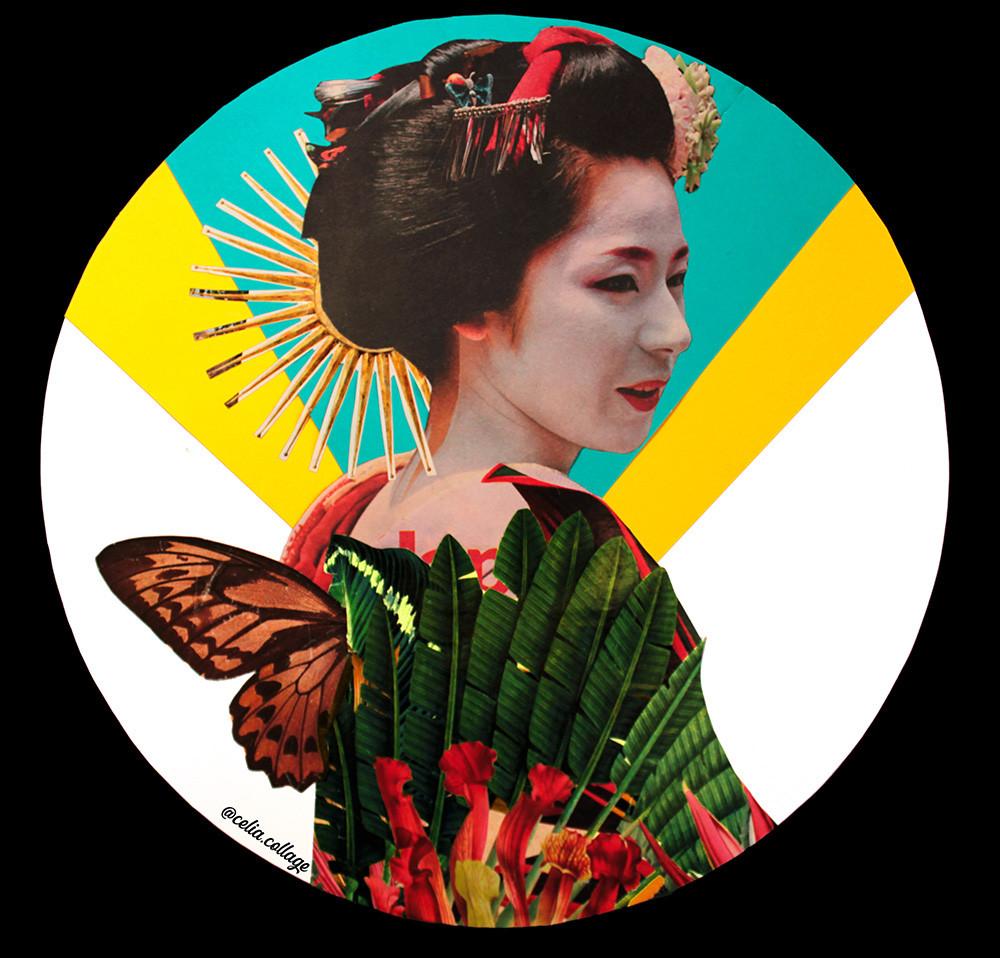 Shine like a Maiko - Celia Cisternas Urbina