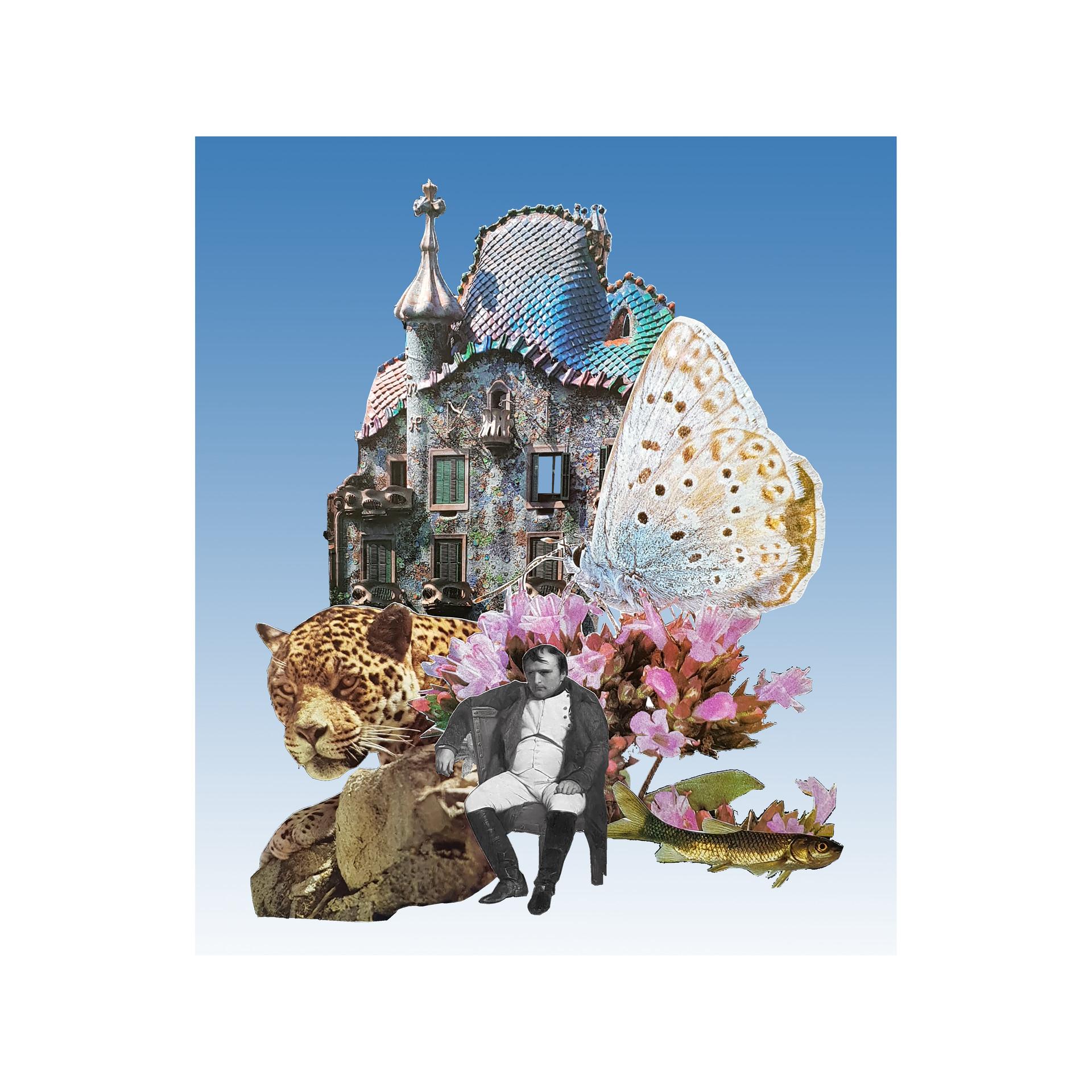 Napoleonceleste - El Recreo Collage