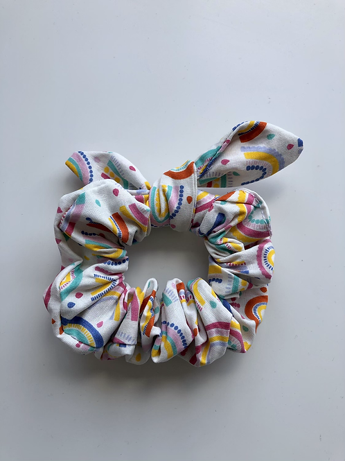 Over the Rainbow scrunchie