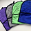 Thumbnail: Purple drying mittens