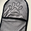 Thumbnail: Grey drying mittens