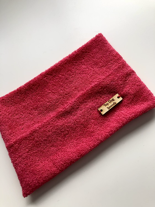 Orchid Pink grooming snood