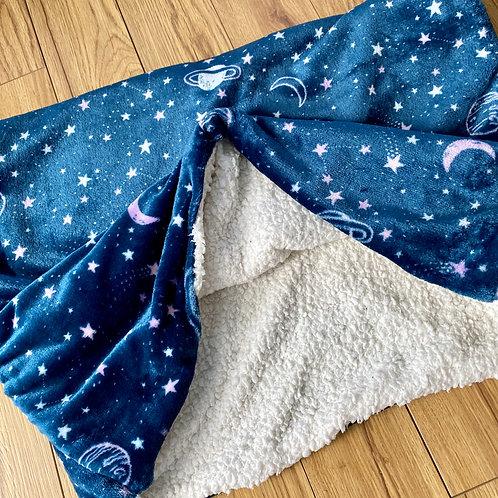 Galaxy snuggle sack