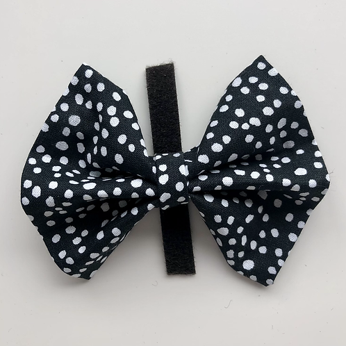 Spot On classic bow tie