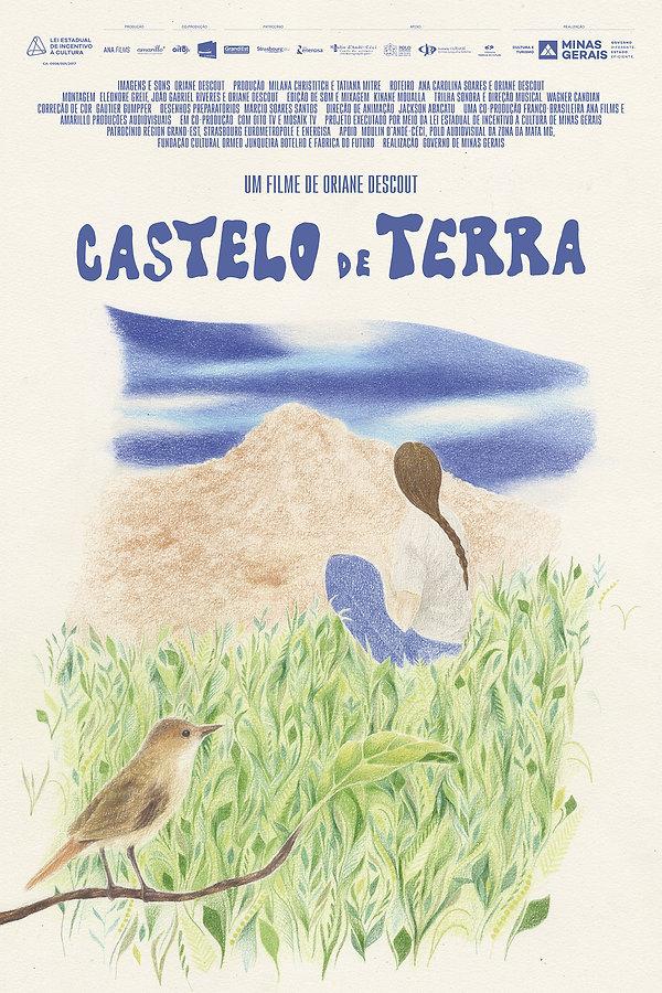 Poster Castelo de Terra