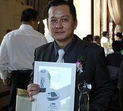 Air Vitamin's founder / inventor / Scientist Mr. Thean Kwai Kong
