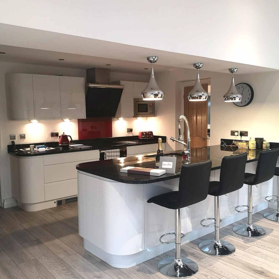 Kitchen/diner Extension