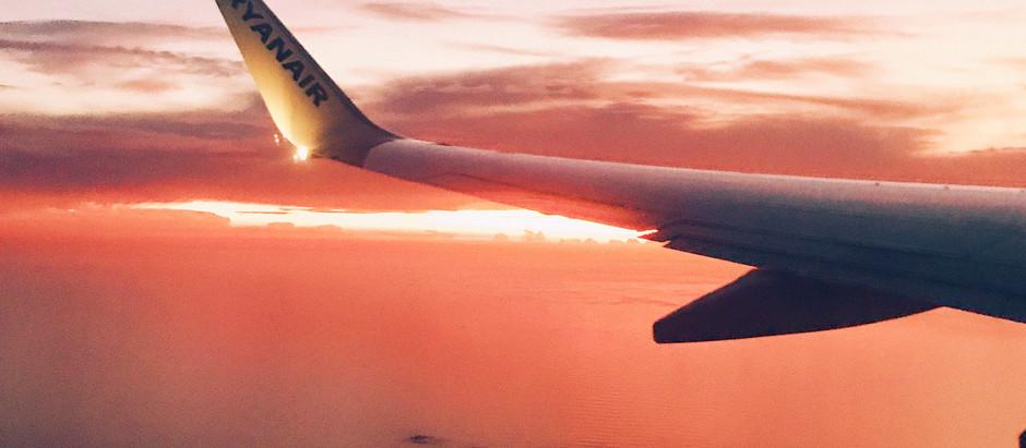 Ich hab's getan: Mein erster Flug seit Corona