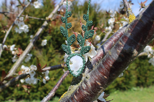 ~ Artémis ~ Agate arbre
