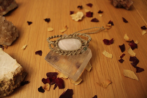 ~ Cupidon ~ Aragonite & Fluorite