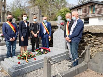 Память советских и бельгийских участников Сопротивления будет увековечена в коммуне Льерне