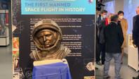 Le lancement de l'odyssée spatiale par Gagarine commémoré en France et en Belgique