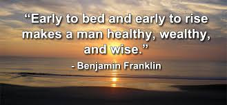 Image result for wake up early
